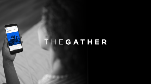 The Gather Website Image